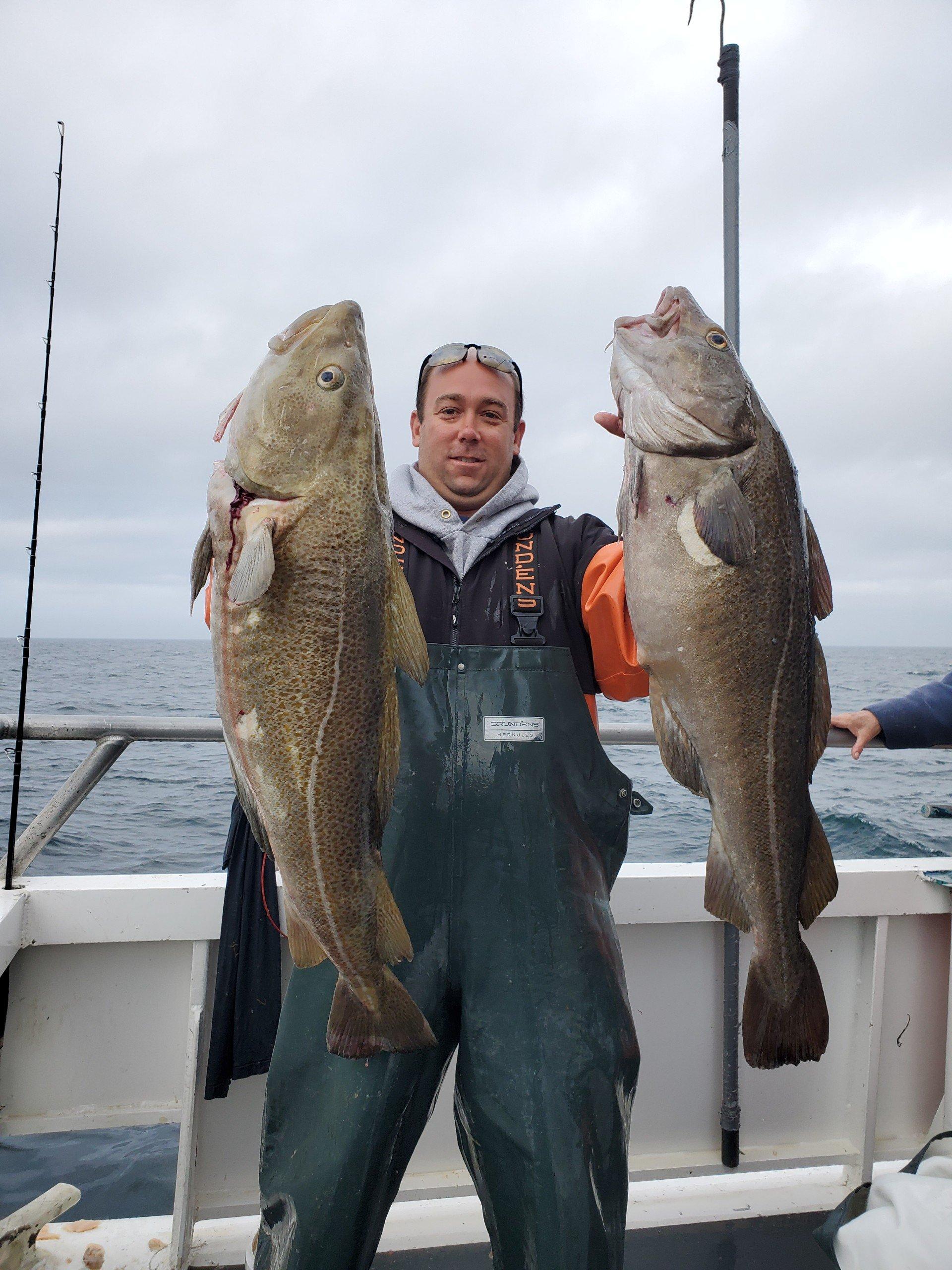 Codfishing